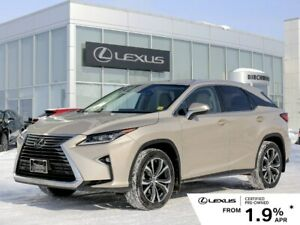 2017 Lexus RX 350 AWD 4dr Luxury Package