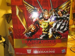 Transformers Platinum Predaking MISB