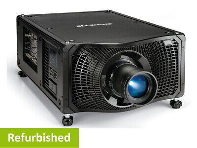 Christie Boxer 2K30 Projector, 29.000 ANSI, 2.048x1.080 HD2K, 2000:1, 3-Chip-DLP