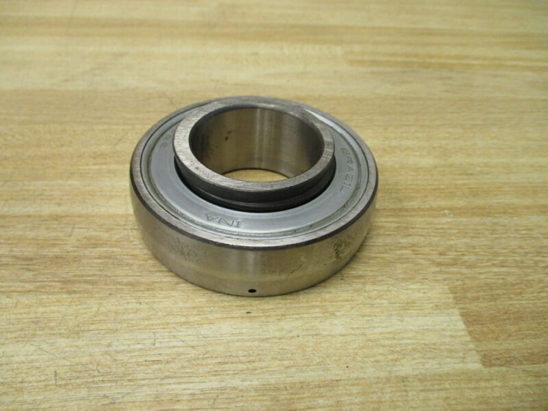 INA GRAE 35 NPPB Ball Bearing Insert GRAE35NPPB W/O Locking Collar
