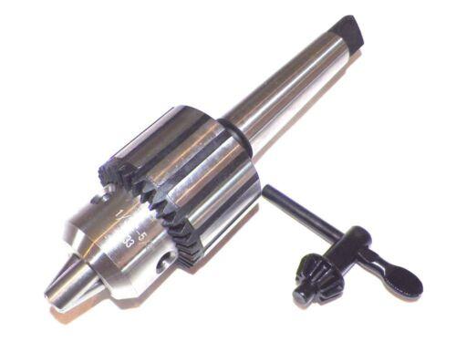 "5/8"" Heavy Duty Drill Chuck 3MT Shank in  Prime Quality MT3 Drill Chuck Keyed"