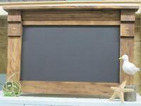 Vintage Look Chalk Board