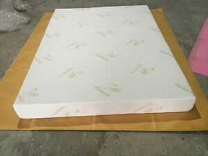 Full Size Brand New Bamboo Fabric Memory Foam Mattress Clayton Monash Area Preview