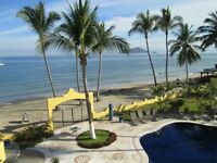 OCEAN FRONT 2 BEDROOM CONDO FOR RENT