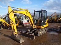 Mini Digger and Driver all Areas Covered, call Andy on 07568 441277 London, Kent, Sussex, Essex