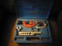 Tool Kit For Repairing Brake Lines