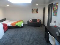 6 bedroom flat in 23 NORTH RD - C4 HMO 6 BED ENSUITES