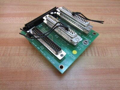 Iotech 1060-4040 Pc Board Dbk209