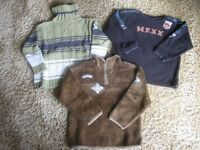 Boys clothes, fall & winter (size 0-12)