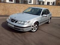SAAB 95 9-5 ARC 2.0 TURBO AUTO SALOON 2003 OUTSTANDING CONDITION!!