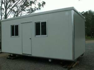 new site shed, portable office, granny flat, relocatable building Tottenham Maribyrnong Area Preview