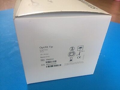 Sartorius Optifit Tip Single Tray 10ul 10x96 Tips Biohit family --790010-- New ()