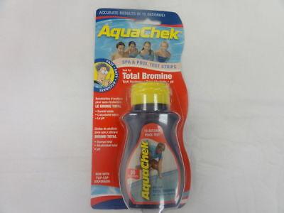 - AquaChek Red 4 in 1 Pool & Spa Hot Tub Bromine pH Alkalinity Test Strips 521252