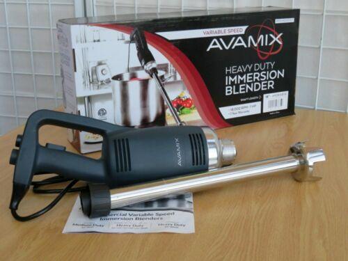 """Avamix Immersion Blender 18"""" Shaft Heavy Duty, NEW"""