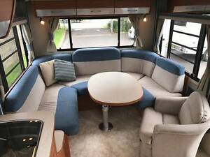 2010 Winnebago Esperance, Drop Down Electric Bed North Narrabeen Pittwater Area Preview