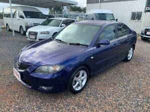 2006 Mazda 3 Maxx Sport BK Series 1 Manual Sedan
