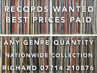 ☆Have records to sell?☆ We'll pay you the very best price. Nationwide Collection.