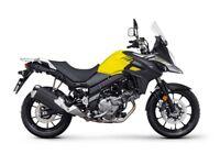 Suzuki V-Strom 650 - Pre Registered!
