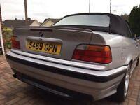 BMW Convertible 3 Series 323