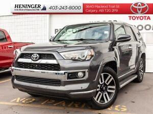 2014 Toyota 4Runner Limited 5 Passenger/ Clean CarFAX/ Toyota Ce