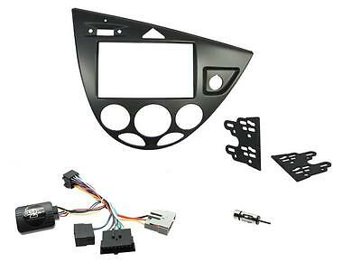 Connects2 CTKFD58 Ford Focus MK1 99-04 Complete Double Din Fitting Kit (Ford Focus Mk1 Double Din Fitting Kit)
