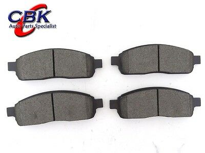 Front Brake Pads Set D1011 UAP For FORD F-150 LINCOLN MARK LT