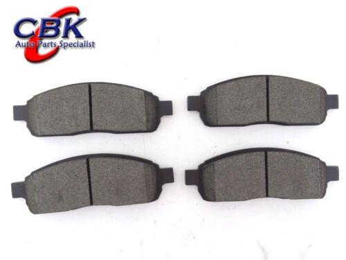 Front Brake Pads Set D1011 CBK For FORD F-150 LINCOLN MARK LT