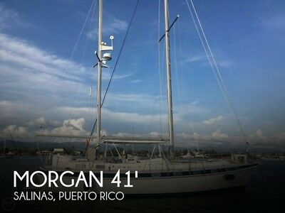1979 Morgan 41 Out Island Used