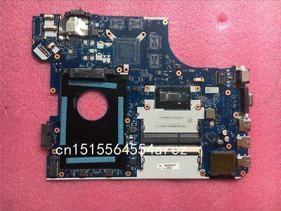 Original Laptop Lenovo THINKPAD E550 I5-5200U CPU Motherboard Mainboard  00HT638