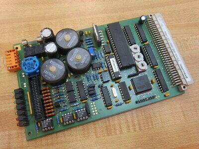 Precitec 5300-900-00001 Circuit Board Isa96mc1