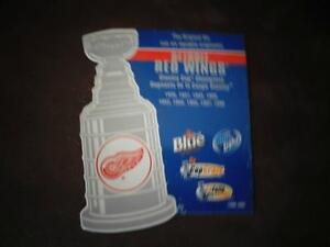 Detroit Red Wings Fridge Magnet