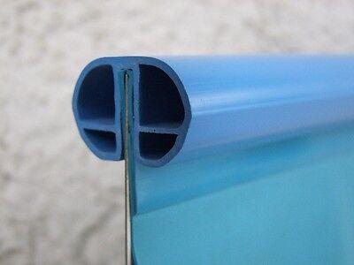 Ersatzfolie 3 60 x 0 90 m 0 40 mm blau poolfolie for Ersatzfolie pool rund