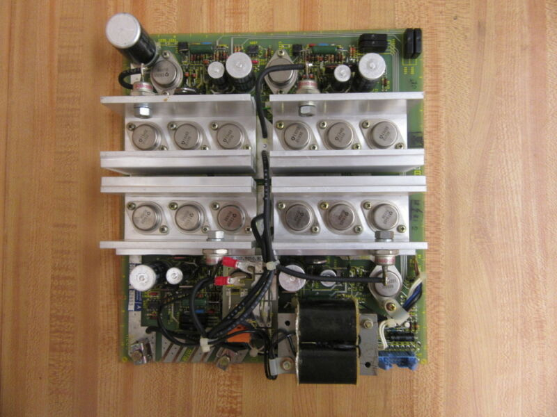 Siemens 6rb2030-0fa01 Circuit Board 447 703.9050.01