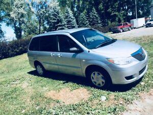 Mazda MPV 2005 - 7 seats Low Mileage