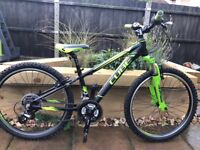 Kids mountain bike - 2015 Cube 240 race - 24""