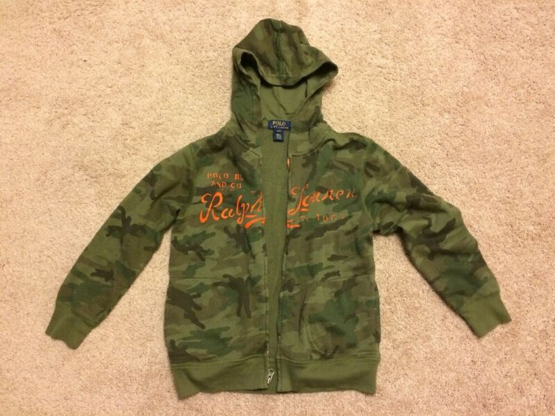 Polo Ralph Lauren Youth Hoodie Size S(8)