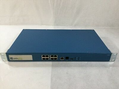Palo Alto Networks Pa 500 Network Enterprise Firewall Security Appliance F Reset