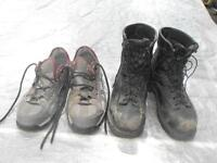 Women's work shoes/boots