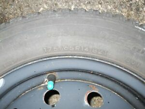 Winter Toyo Observer X 10 Tire  175/65/r14 Kitchener / Waterloo Kitchener Area image 1