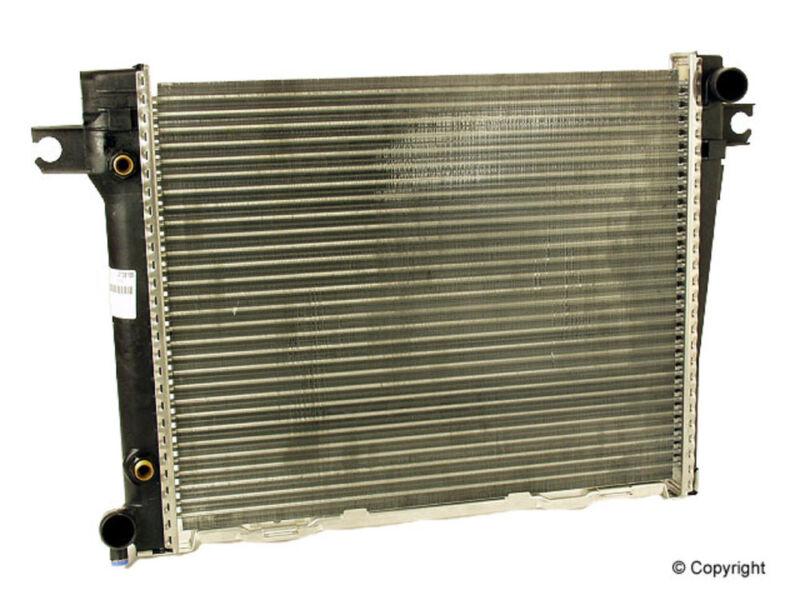 Radiator-behr Wd Express 115 06017 036 Fits 84-87 Bmw 325e