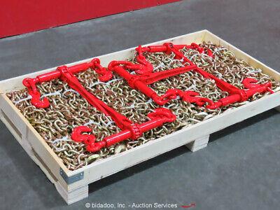 Greatbear 9,200 LB Ratchet Binder Chain 20 X 3/8 G70 Chains Bidadoo -New - $316.00