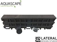 Decorative Drainage Channel Garage Pack & Accessories (3 Metres)