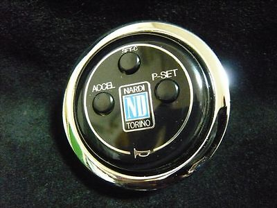 Nardi Cruise Control  Horn Button.