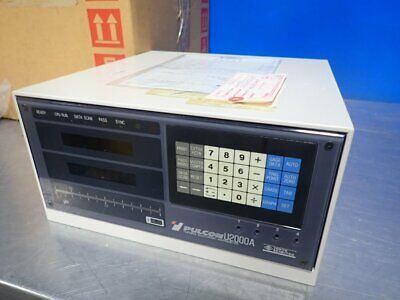 TOKYO SEIMITSU E-PU2355A MACHINE CONTROL GAGE CONTROL UNIT - $19.99