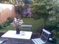 Lovely double room available to rent short term in a beautiful home with character