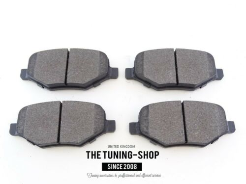 Rear Brake Pads Set D1377 UAP For FORD EDGE EXPLORER FLEX POLICE INTERCEPTOR