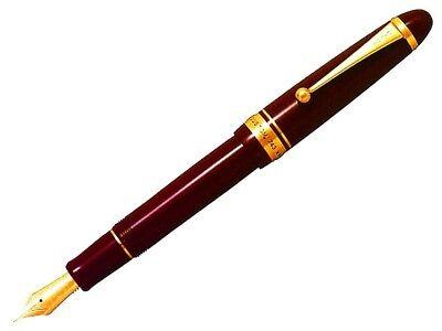 Pilot FKK-3000R DR-EF Custom 743 Deep Red Fountain Pen (NIB:EF Extra Fine)