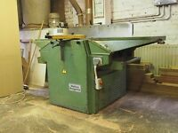 Planer Wadkin BT500 Planer & Thicknesser, Wood Machine