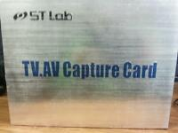 New Sunsway Ltd. ST Lab PCI-FM/TV7130 TV.AV Capture Card