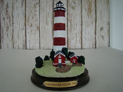 Assateague Island Lighthouse Figurine ~ Light House VA